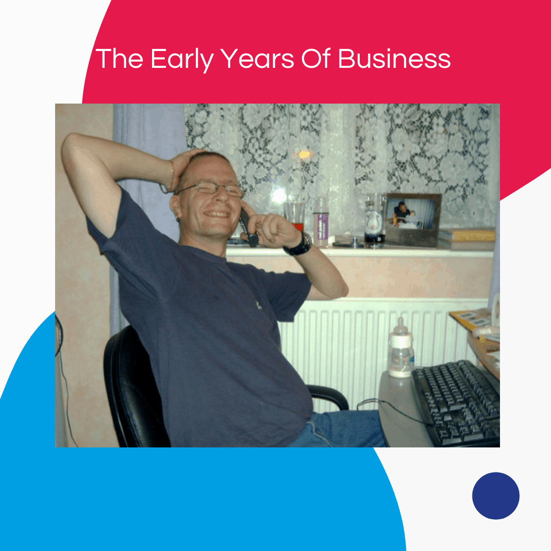 Kevin Arrow The Early Years In Business