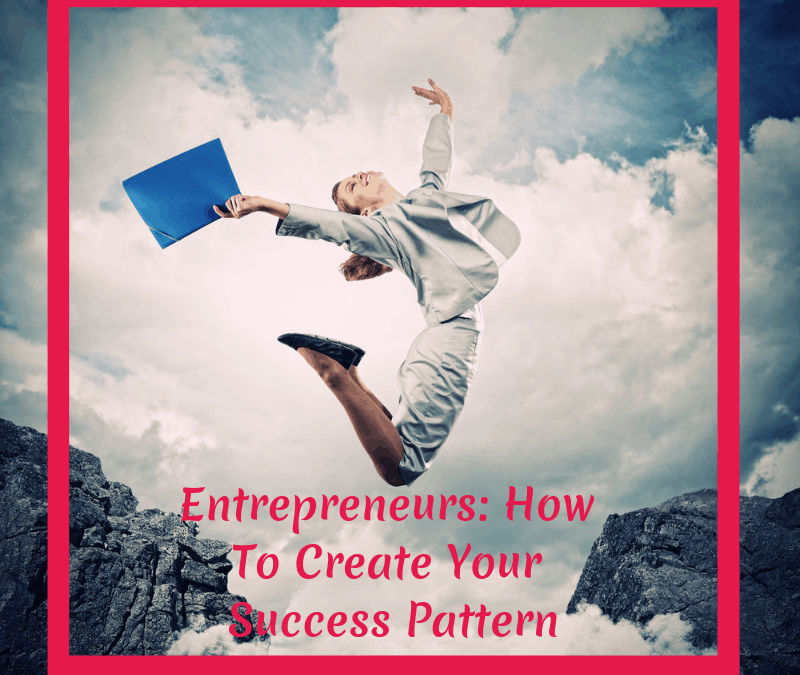 Entrepreneurs: How To Create Your Success Pattern
