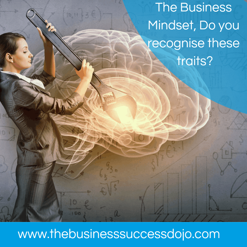 The Business Mindset, Do you recognise these traits?