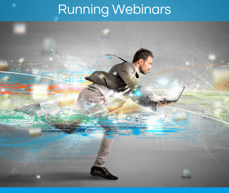 How to Become Confident at Running Webinars