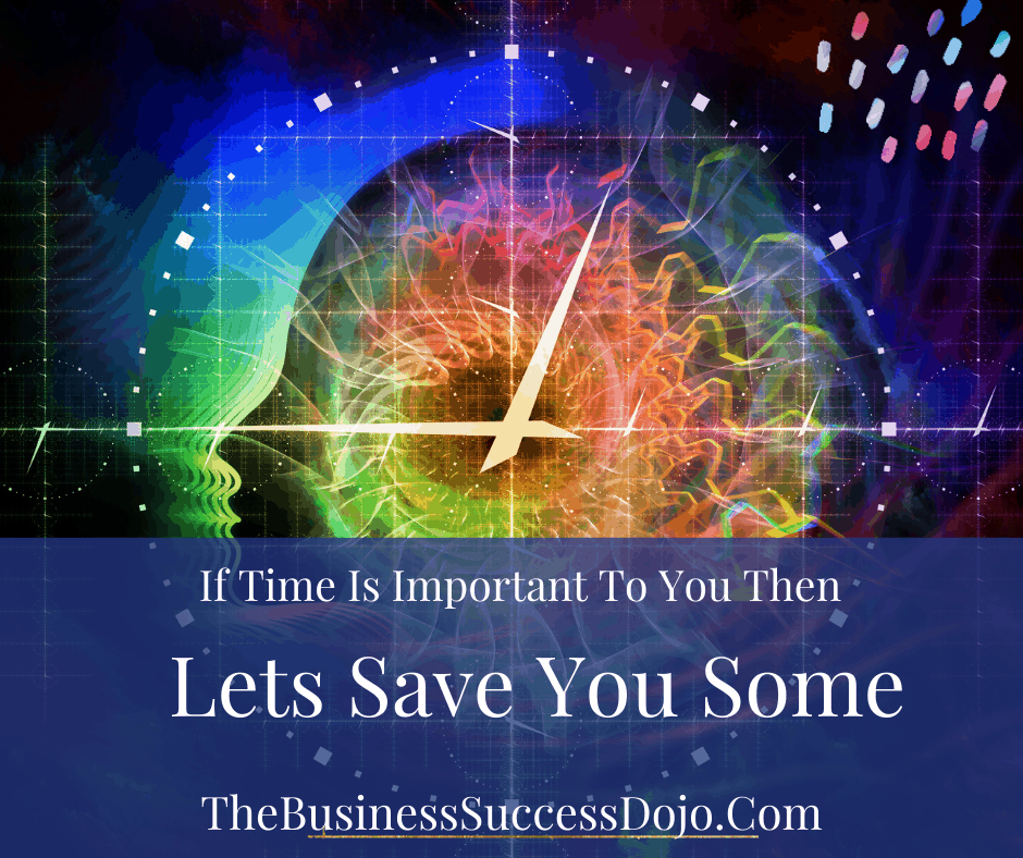 save time in your business