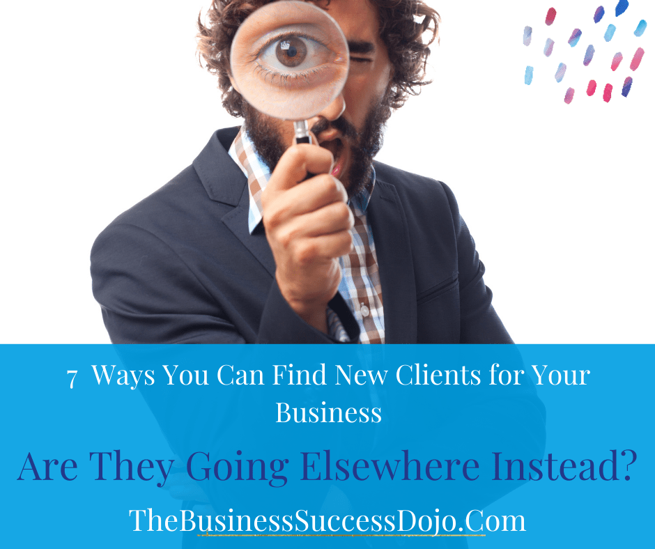 find new clients start here